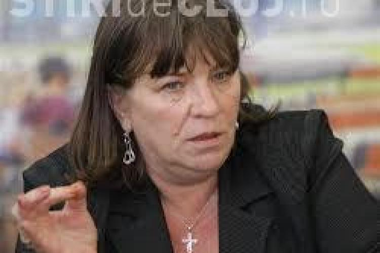 Norica Nicolai candidează la europarlamentare, propusă de Cluj. Pe listă e și primarul din Sânpaul