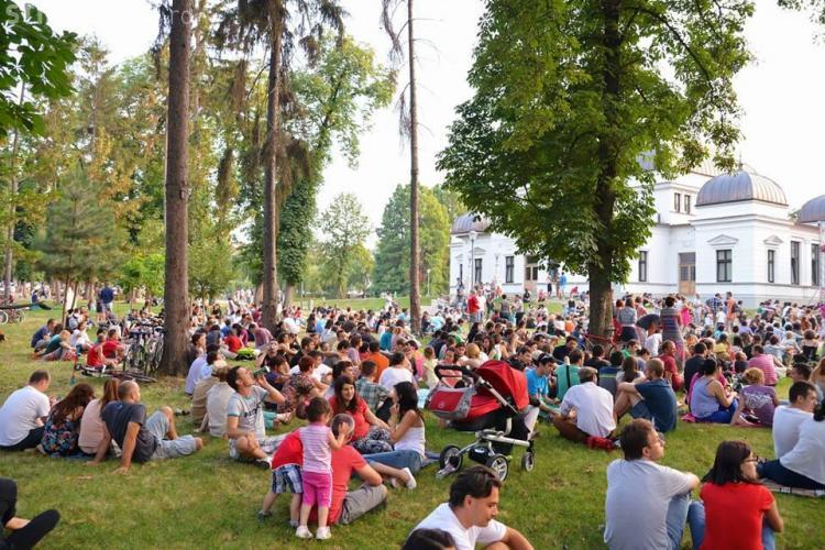 Buget de un milion de euro pentru evenimentele culturale din Cluj în 2014