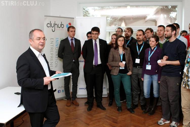 Ce aplicații au câștigat hackathon-ul Cluj City Apps