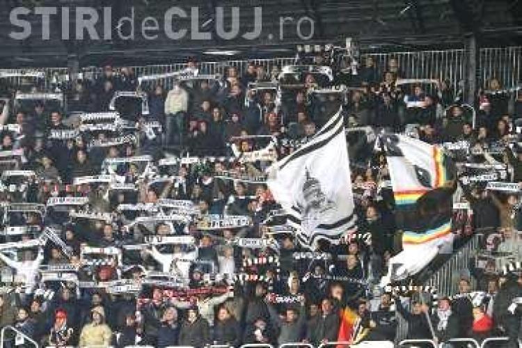 U Cluj a primit o amendă de 30.000 de lei după meciul cu Dinamo pentru lozinci xenofobe