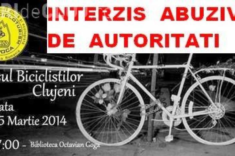 Bicicliștii din Cluj sunt furioși pentru că le-a fost anulat marșul lunar: E ABUZ!