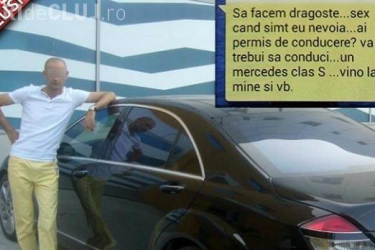 Pretențiile unui angajator român: Îţi dau SALARIU de 1000 de euro dacă faci SEX când AM EU CHEF