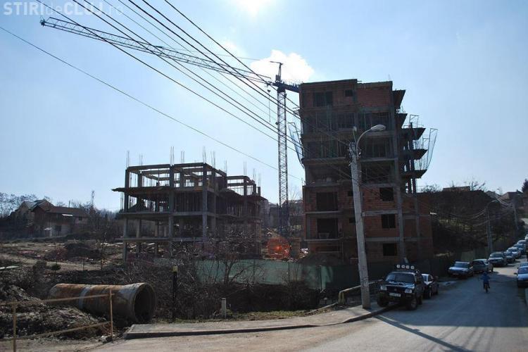 Blocurile TURN de pe Măceșului ar putea fi demolate