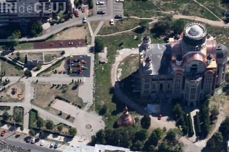 Parcări subterane sub bisericile din cartiere Clujului