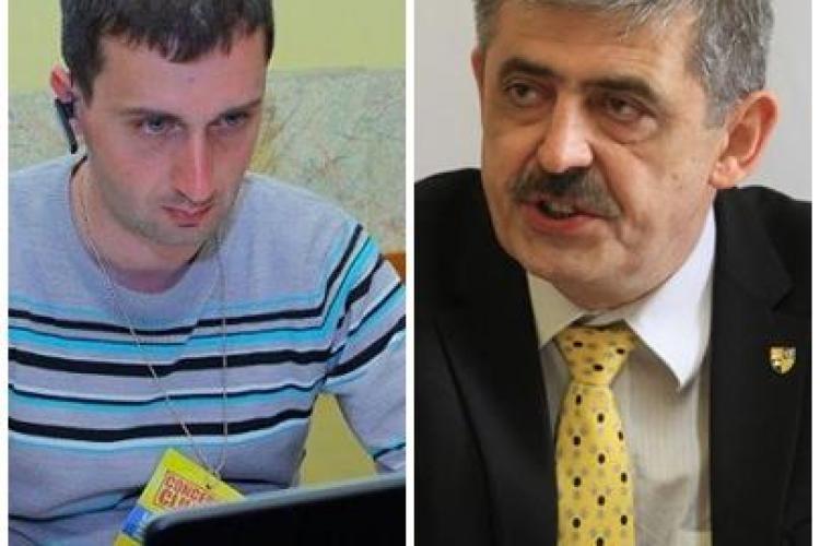 MITĂ de la FANY! Răzvan Pop, consilierul mituit, și-a dat demisia