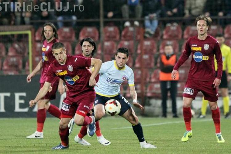 Jucătorii CFR Cluj protestează pentru că sunt neplătiți. Pun în pericol derby -ul cu U Cluj?