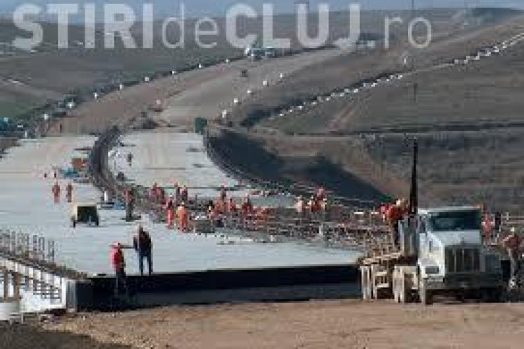 Vin bani pentru Autostrada Transilvania. Ce sumă va fi investită până în 2016