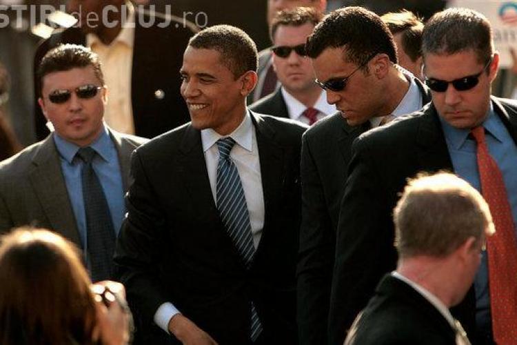 Trei agenți ai lui Barack Obama au fost trimiși înapoi în SUA după o noapte de beție la Amsterdam