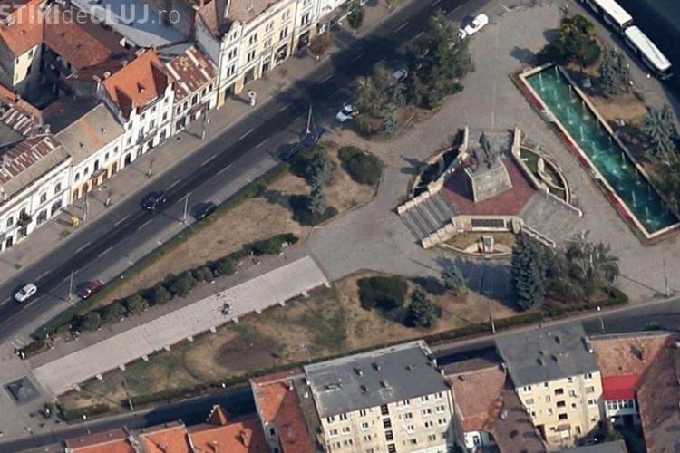 Parcare subterană în Piața Mihai Viteazu. Boc susține că se va face 100%