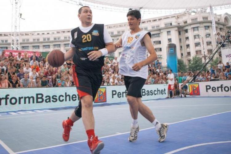 """Ponta, confundat cu un faimos """"jucător de baschet"""" în Israel"""