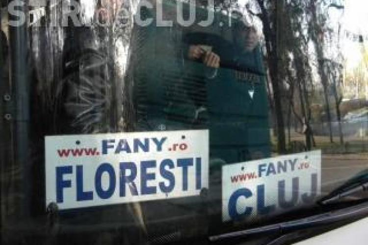 FANY și-a pierdut LICENȚA de transport din Zona Metropolitană