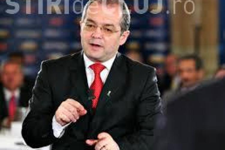 Traian Băsescu îl anunță pe Emil Boc drept candidat la prezidenţiale