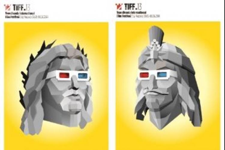 Vlad Țepeș și Matei Corvin în era 3D, IMAGINEA TIFF 2014 - FOTO