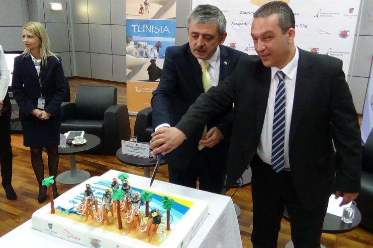 Happy in Tunisia - Un oficial al Ministerului Turismului a venit la Cluj pentru a promova destinația - VIDEO