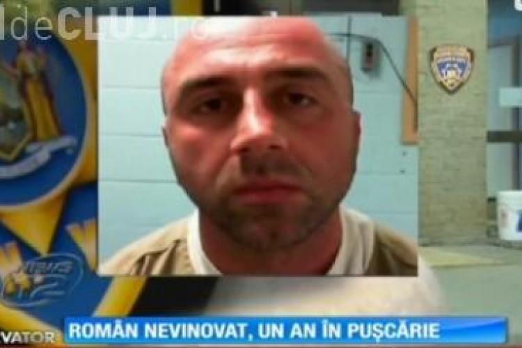 Clujean ținut un an într-o închisoare din SUA! S-a dovedit că e nevinovat