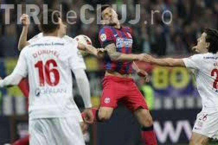 Dinamo a fost UMILITĂ de Steaua în Cupa României REZUMAT VIDEO