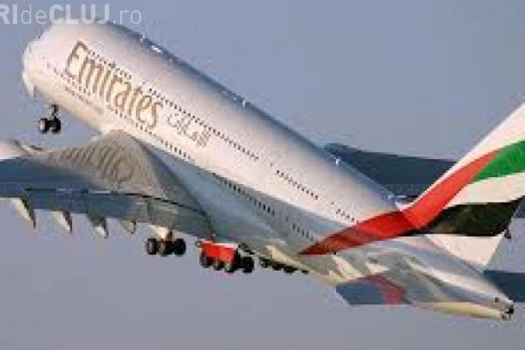 Cât câștigă o stewardesă la compania aeriană Emirates
