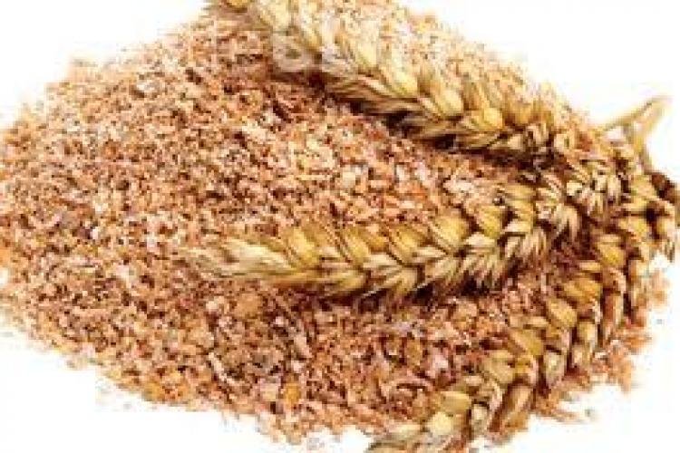 Două tone de cereale confiscate la Cluj