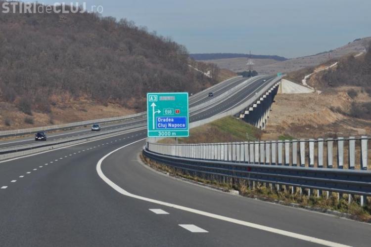 Din acciza la carburanți se va construi autostrada Gilău - Suplacu de Barcău - 101 km