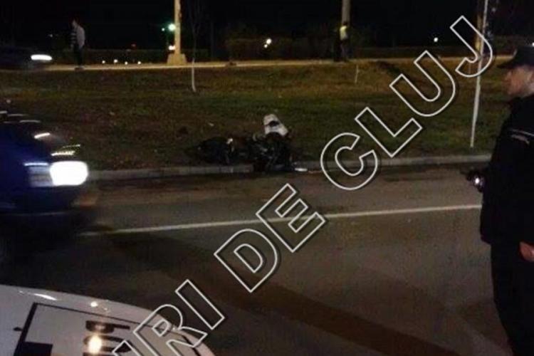 """Motociclistul rănit la IRA avea """"motorul"""" de câteva zile! S-a și filmat gonind prin trafic - VIDEO"""