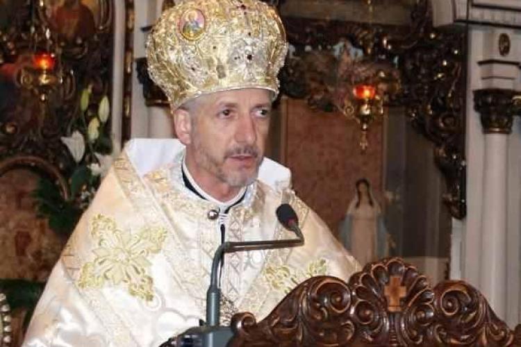 Cluj - Greco-catolicii s-au adunat de Înviere la Catedrala Schimbarea la Față de pe Eroilor