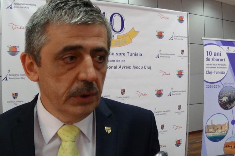 Uioreanu vrea zbor de la Cluj-Napoca la Constanța: De doi ani solicit, dar ministerele nu fac nimic