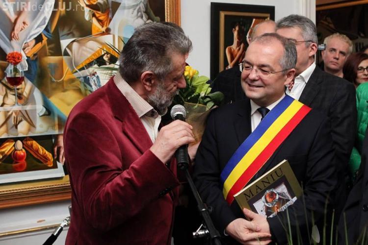 Cel mai bine vândut pictor din România, reprezentantul Cluj 2021 Capitală Culturală Europeană