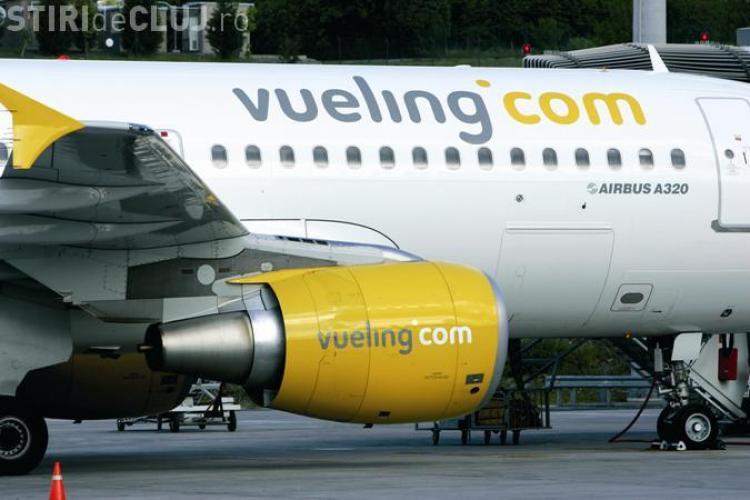 Vueling va zbura de la Cluj-Napoca și spre Italia