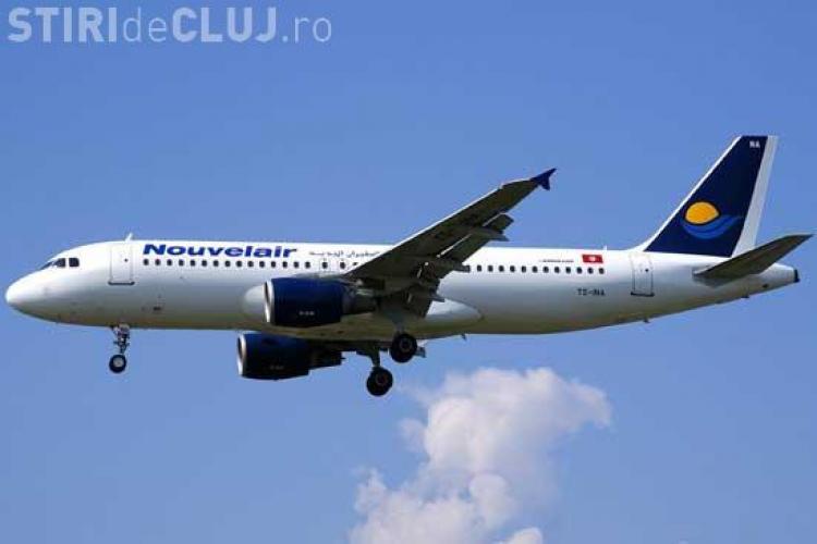 Zboruri de la Cluj-Napoca spre Egipt, Tunisia și Turcia - VIDEO