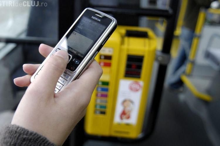 Cât vor costa la Cluj biletele prin SMS! Sunt bilete valabile o oră, o zi sau un singur drum