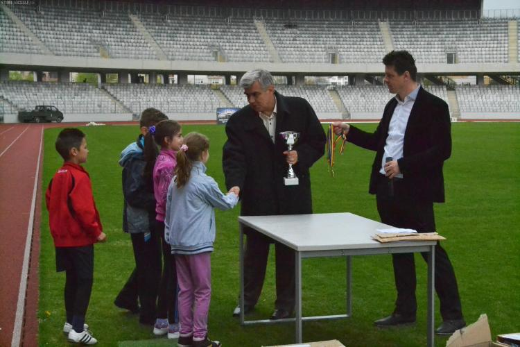 Cupa Inspectoratului Şcolar Judeţean Cluj și-a desemnat câștigătorii - FOTO
