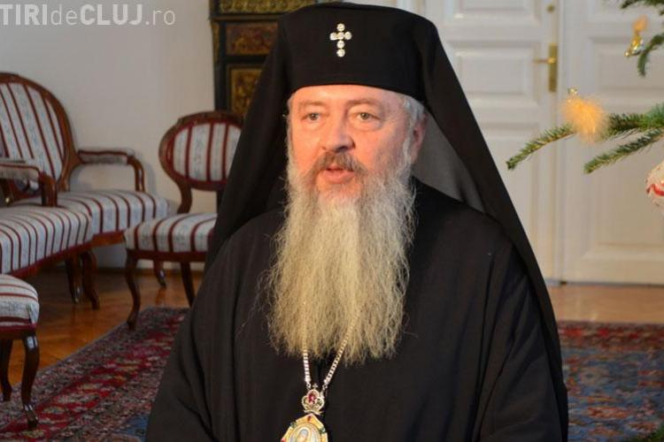 Pastorala mitropolitului Andrei: Politicienii care se dușmănesc să se împace. Oamenii din fotbal din pușcărie să se spovedească