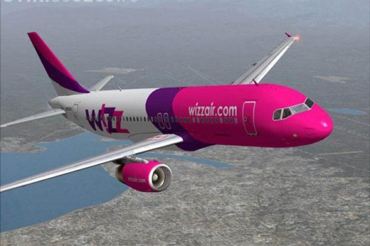 Surpriza din partea Wizz Air pentru clujeni. Noi curse externe din vară