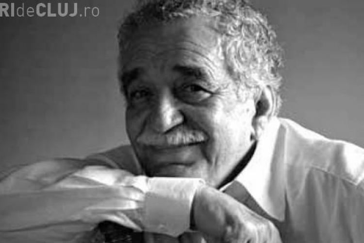 A murit GABRIEL GARCIA MARQUEZ