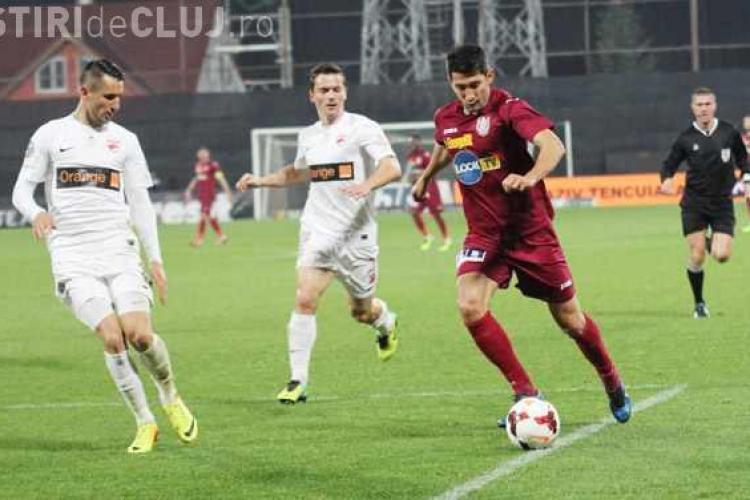 CFR Cluj - Ceahlăul 2-0 - REZUMAT VIDEO - Miriuță a reușit prima victorie