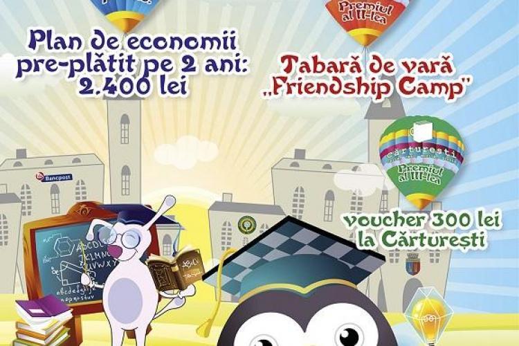 Programe speciale de divertisment pentru copii și tineri la Iulius Mall Cluj (P)