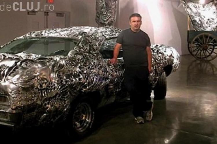 Un român a uimit cu un design auto la Show-ul Auto de la New York - FOTO