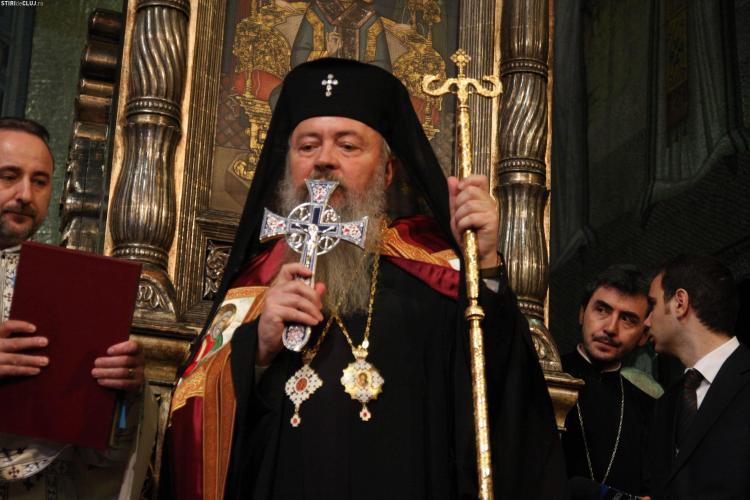 5.000 de clujeni au fost la Catedrala Mitropolitană, la Slujba de Înviere. Pastorală specială rostită de IPS Andrei