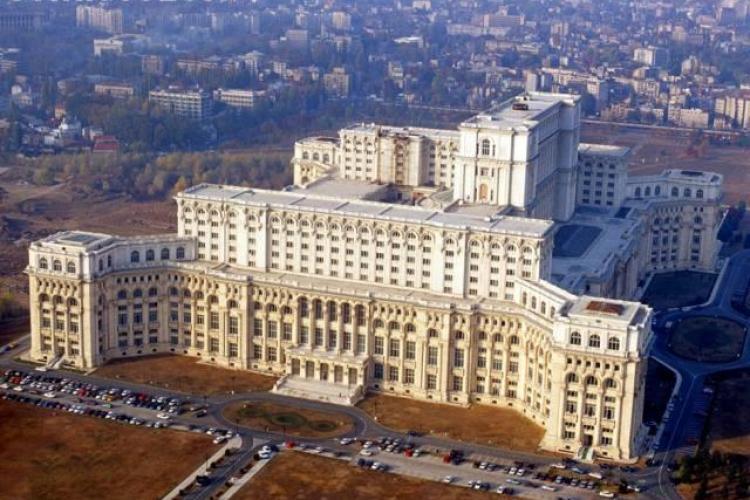 Amenințare cu BOMBĂ la Parlament