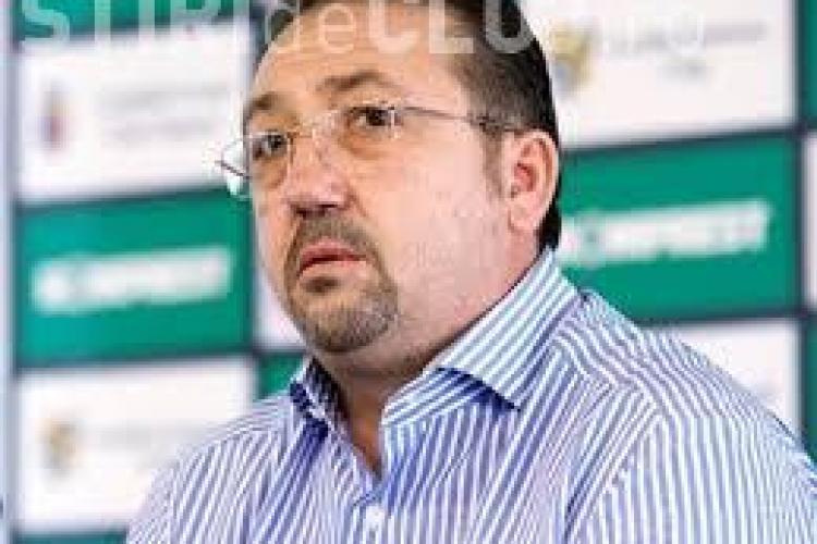 Walter NU a câștigat licitația de 30 mil. de euro privind salubrizarea stradală. Va pleca de la U Cluj supărat? - VIDEO
