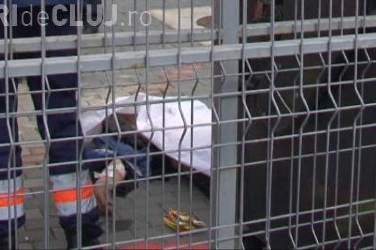 Bărbat MORT, găsit într-un tomberon din Turda - FOTO