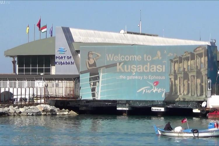 Kusadasi, stațiunea care transformă Turcia din ALL-INCLUSIVE, în destinație activă - VIDEO