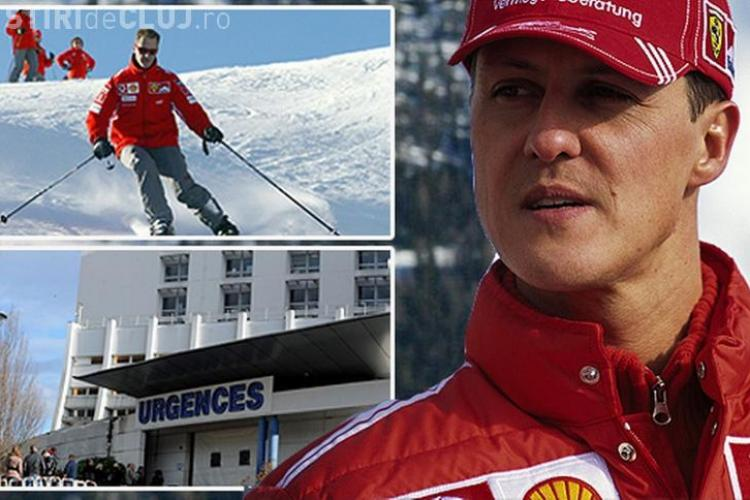 Michael Schumacher dă primele semne de trezire