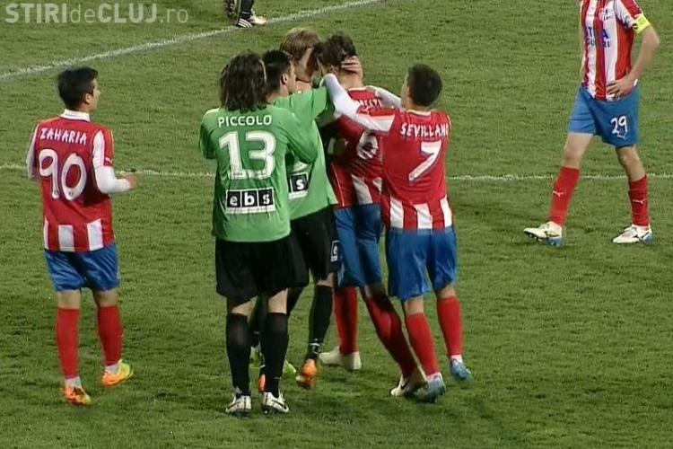 Victorie cu scandal pentru CFR Cluj. Miriuță și Djokovic luați în colimator de adversari FOTO