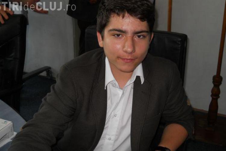 Fiul șefului ISJ Cluj, Valentin Cuibus, AUR la Olimpiada Națională de Matematică 2014