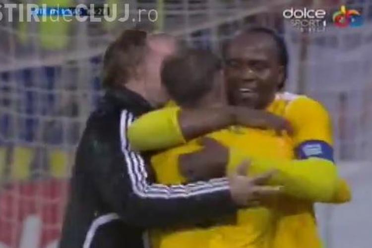 Steaua - FC Vaslui 0-1 - REZUMAT VIDEO - Campioana a pierdut primul meci al sezonului
