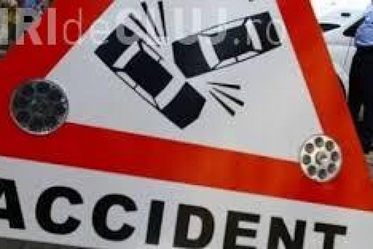 Accident în Mărăști, pe stada Fabricii de Zahăr! O tânără de 21 de ani a fost lovită de o șoferiță
