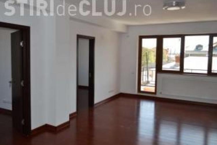 Piața imobiliarelor: Cât s-au devalorizat apartamentele la Cluj
