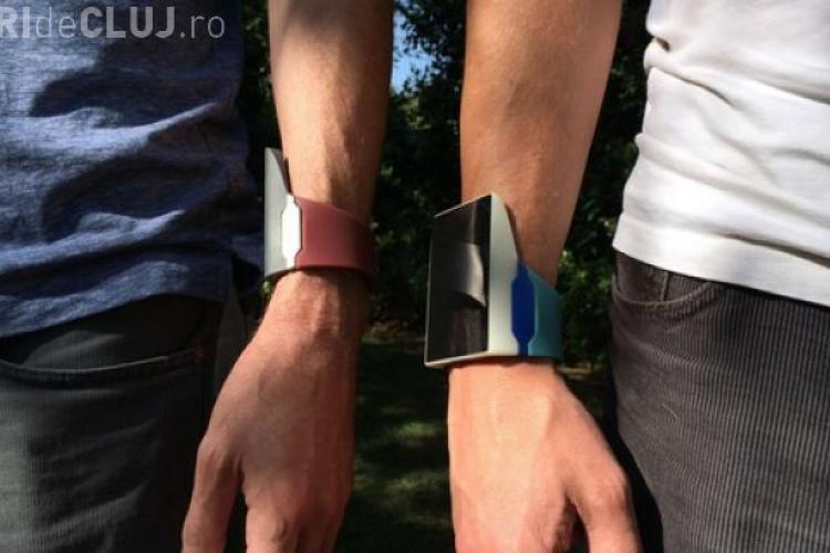 Cum funcționează Rufus Cuff, brățara cu funcții de smartwatch