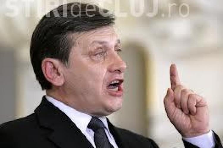 Antonescu: Eu l-am adus pe Ponta la putere și tot eu îl dau jos